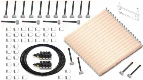 Trailed Weed Wiper DIY Kit Only