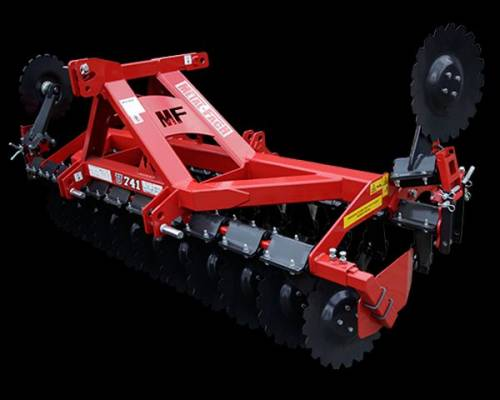 Metal-Fach Seed Disk Cultivator