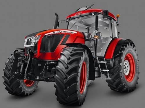Zetor Crystal - A Workhorse with 6 cylinders