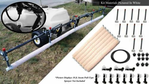 Trailed Weed Wiper Kit with Fimco tank & pump