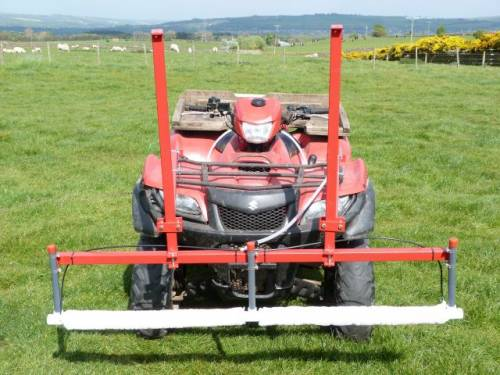 5ft ATV Weed Wiper Kit (Steel)