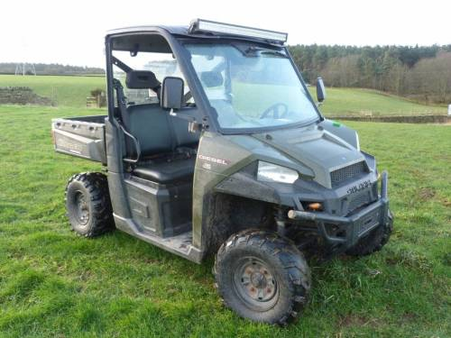 ATVs, Quads For Sale UK - Davies Tractors